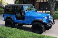 1984 Jeep CJ 7 for sale 101462756