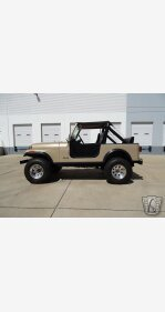 1984 Jeep CJ for sale 101477333