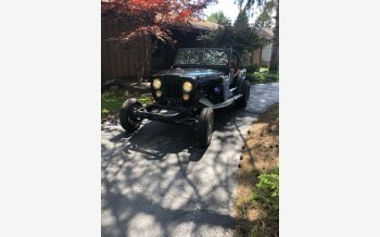 1984 Jeep CJ for sale 101525986