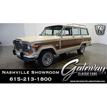 1984 Jeep Grand Wagoneer for sale 101300938