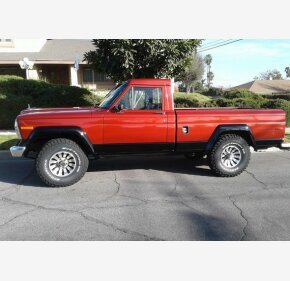 1984 Jeep Pickup for sale 101047511