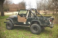 1984 Jeep Scrambler for sale 101307104