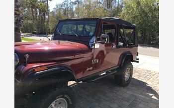 1984 Jeep Scrambler for sale 101581511