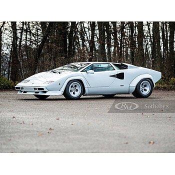 1984 Lamborghini Countach for sale 101424593