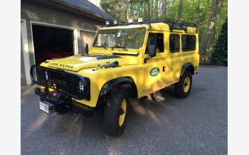 1984 Land Rover Defender 110 for sale 101055930