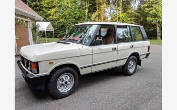 1984 Land Rover Range Rover Classic for sale 101032733