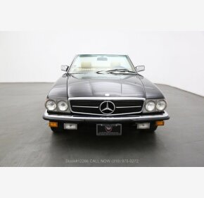 1984 Mercedes-Benz 280SL for sale 101361196