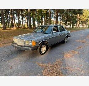 1984 Mercedes-Benz 300D for sale 101400127
