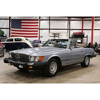 1984 Mercedes-Benz 380SL for sale 101083087