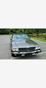 1984 Mercedes-Benz 380SL for sale 101129407