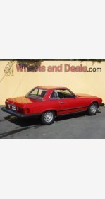 1984 Mercedes-Benz 380SL for sale 101219241