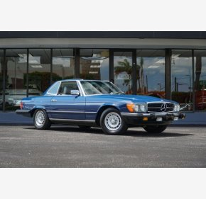 1984 Mercedes-Benz 380SL for sale 101221280