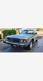 1984 Mercedes-Benz 380SL for sale 101334023