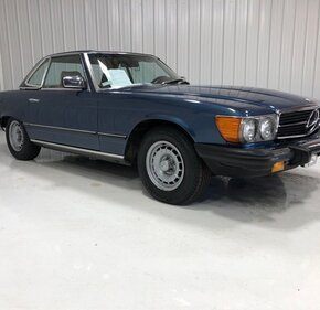 1984 Mercedes-Benz 380SL for sale 101338034