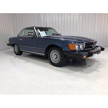 1984 Mercedes-Benz 380SL for sale 101338034