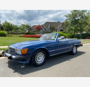 1984 Mercedes-Benz 380SL for sale 101382858