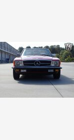 1984 Mercedes-Benz 380SL for sale 101396232