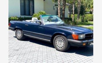 1984 Mercedes-Benz 380SL for sale 101426017