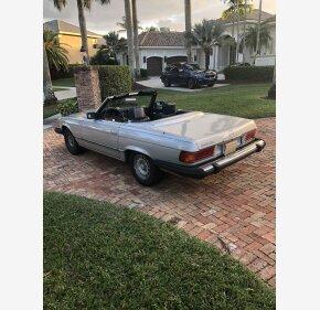 1984 Mercedes-Benz 380SL for sale 101432159