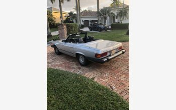 1984 Mercedes-Benz 380SL for sale 101432159