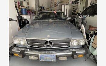 1984 Mercedes-Benz 380SL for sale 101510457