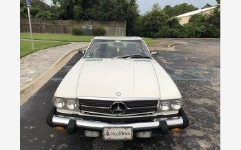 1984 Mercedes-Benz 380SL for sale 101563583
