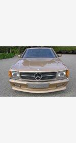 1984 Mercedes-Benz 500SEC for sale 101278919