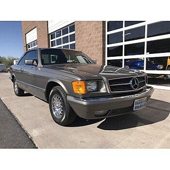 1984 Mercedes-Benz 500SEC for sale 101409612
