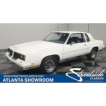 1984 Oldsmobile Cutlass Supreme Coupe for sale 101000065
