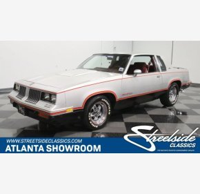 1984 Oldsmobile Cutlass Supreme Hurst/Olds Coupe for sale 101146991