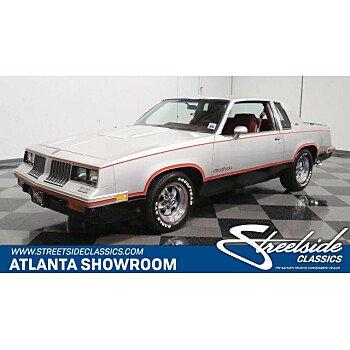 1986 Oldsmobile Cutlass Supreme Salon Coupe for sale near