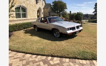 1984 Oldsmobile Cutlass Supreme Hurst/Olds Coupe for sale 101235160