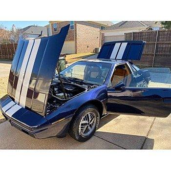 1984 Pontiac Fiero SE for sale 101457506