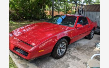 1984 Pontiac Firebird Trans Am Coupe for sale 101240112