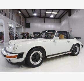 1984 Porsche 911 Targa for sale 101054378