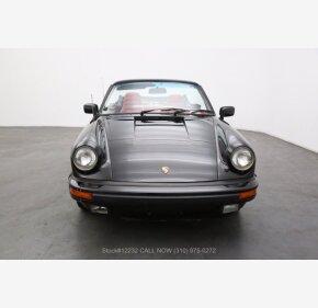 1984 Porsche 911 Cabriolet for sale 101354357