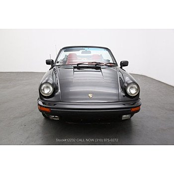 1984 Porsche 911 Cabriolet for sale 101354357