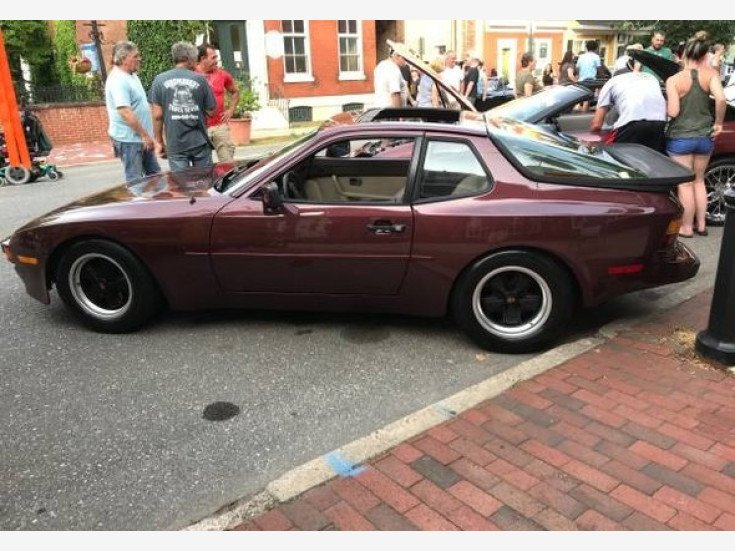 1984 Porsche 944 For Sale Near Woodland Hills California