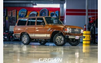 1984 Toyota Land Cruiser for sale 101050893