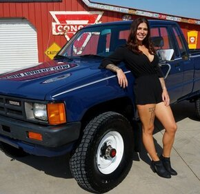 1984 Toyota Pickup 4x4 Xtracab Deluxe for sale 101399908