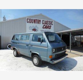 1984 Volkswagen Vanagon for sale 100887439