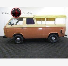 1984 Volkswagen Vanagon for sale 101239707