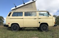 1984 Volkswagen Vanagon Camper for sale 101390015