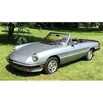 1985 Alfa Romeo Spider for sale 101067830