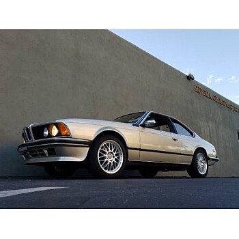 1985 BMW 635CSi for sale 101199448