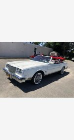 1985 Buick Riviera Convertible for sale 101009066