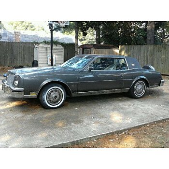 1985 Buick Riviera for sale 101016781