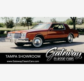 1985 Buick Riviera Coupe for sale 101224882