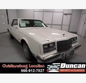 1985 Buick Riviera Coupe for sale 101362819