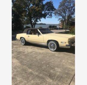 1985 Cadillac Eldorado for sale 101069057